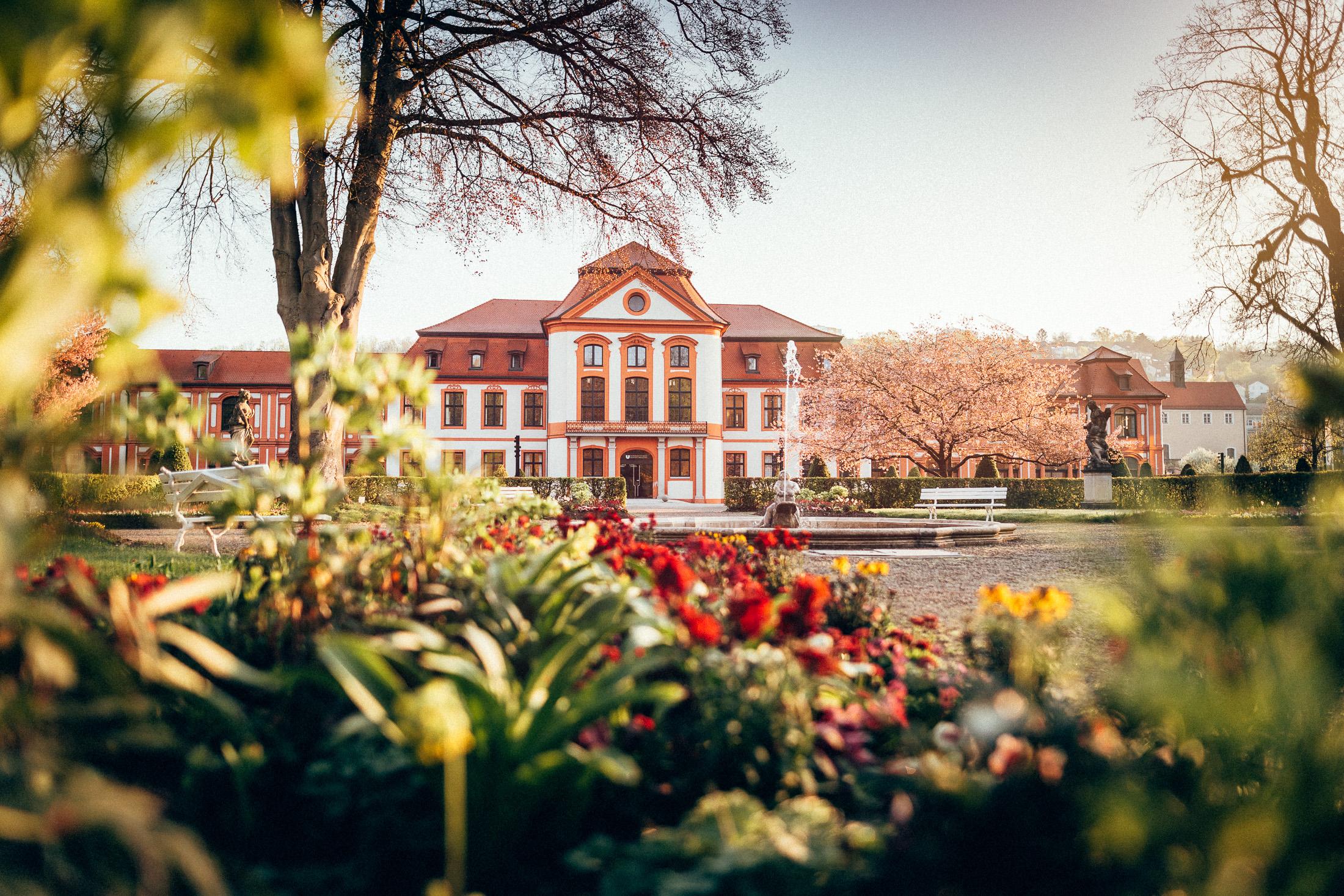 Hofgarten Eichstätt - Stefan Schramm Fotografie